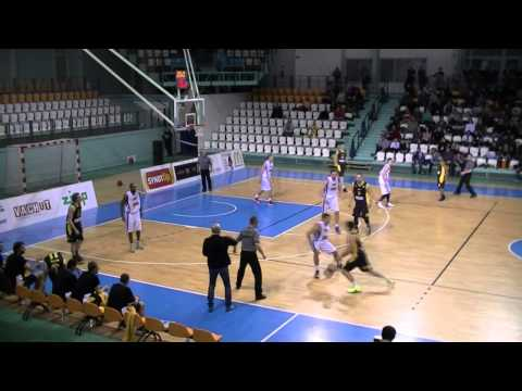 EDYMAX SPU Nitra - BK Inter Incheba Bratislava (33. kolo Slovak Sport.TV extraligy)