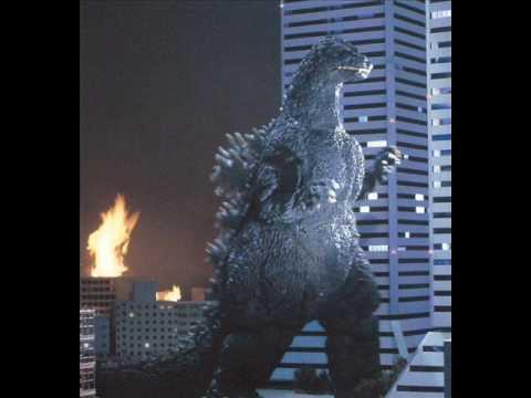 Godzilla 1989 1991 Roars Youtube