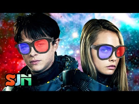Valerian: But How Does it Look in 3D? (Trailer Reaction & Breakdown)