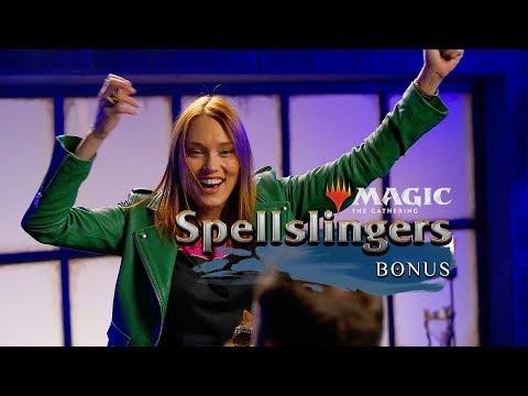 Gag Reel! Day[9] vs. Clare Grant | Magic: The Gathering: Spellslingers