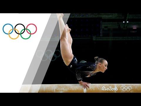 Rio Replay: Women's Balance Beam Final