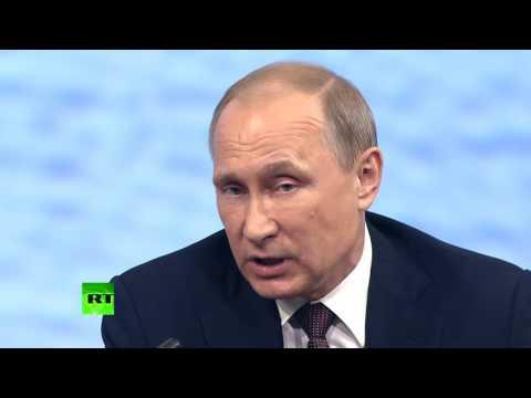 Владимир Путин не понимает, как 200 российских болельщиков «отметелили» тысячу англичан
