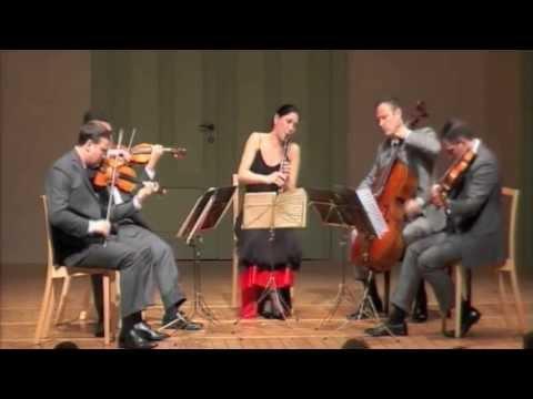 Brahms: Clarinet Quintet Op 115, 1. Allegro
