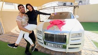 I BOUGHT MY MOM HER DREAM CAR *emotional*