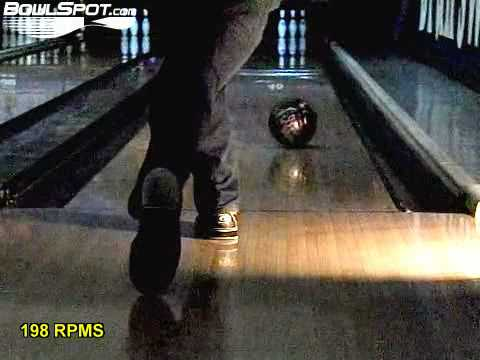 Strong Release Bowling Bowling Ball Release Rpms