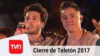 Download Lagu Sebastián Yatra y Joey Montana prenden la noche en el cierre de Teletón | Teletón 2017 Gratis STAFABAND