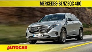 Mercedes-Benz EQC electric SUV | First Drive Review | Autocar India