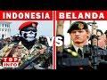 BAGAI BUMI DAN LANGIT!! INILAH PERBANDINGAN MILITER INDONESIA VS BELANDA