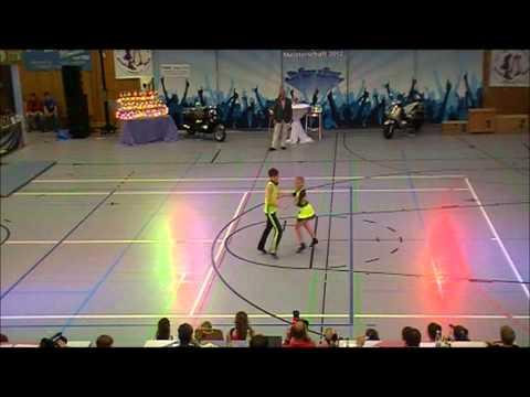 Fiona Schrembs & Alexander Kraheberger - Nordbayerische Meisterschaft 2012