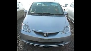 Honda Fit Aria 2003 года.avi