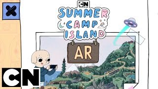 Summer Camp Island | AR Game | Download Now! | Cartoon Network