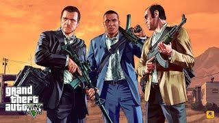 Grand Theft Auto V ГТА 5 GTA 5 Шестая часть