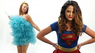 7 Perfect Last Minute Adult Halloween Costumes