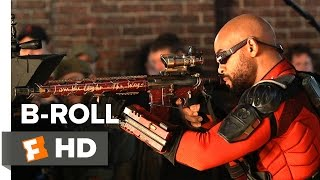 Suicide Squad B-ROLL (2016) - Will Smith Movie