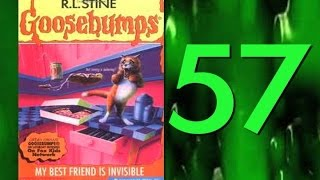 Goosebumps Retrospective #57: My Best Friend Is Invisible