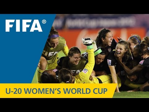HIGHLIGHTS: U-20 Women's World Cup Japan 2012
