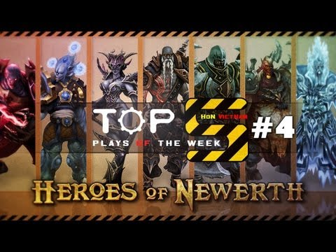 HoN top 5 plays #4