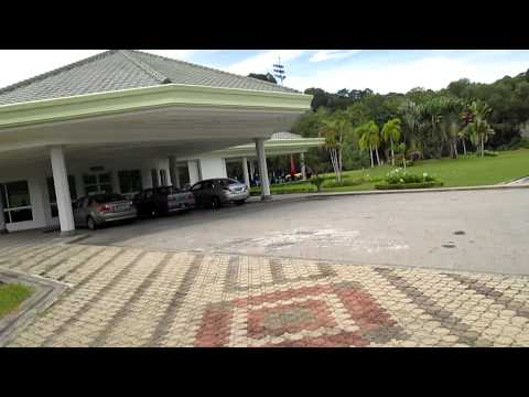 Brunei Paintball Center at Jerudong Sport Complex (field view)