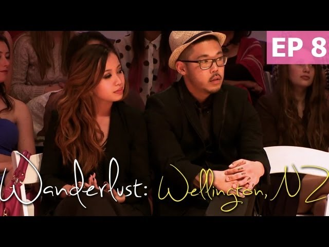 Backstage at Fashion Week | Wanderlust: Wellington, New Zealand [Episode 2/3]