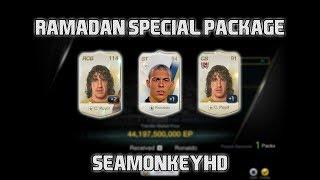 44 BILLION RONALDO UL from Ramadan Special Package - FIFA ONLINE 3 강화성공! เปิดแพค!