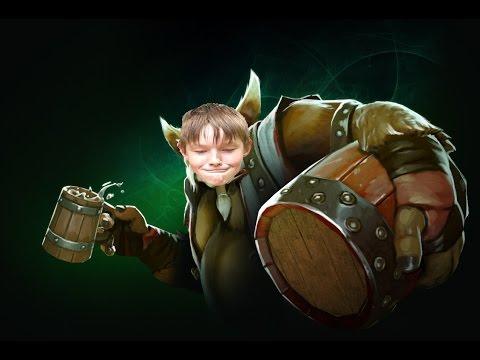 Shkolowood - Брюмастер (Brewmaster) #10 [DOTA 2]