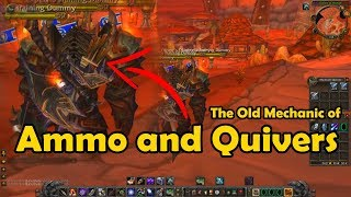 The Old Mechanic Of Ammo And Quivers Wcmini Facts