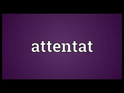 Header of Attentat