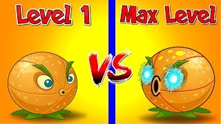 Plants vs Zombies 2 Mod Compare Citron 1 vs Citron Max PVZ 2 Gameplay