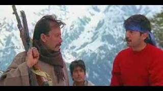 Roja Patriotic dialogue by Arvindh Samy and great BGM by AR RAHMAN.avi