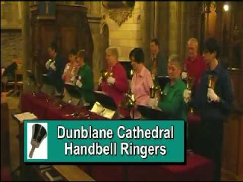 Dance and Sing (Pulling Bracken / Faery's Lament) performed by Dunblane Cathedral Handbell Ringers