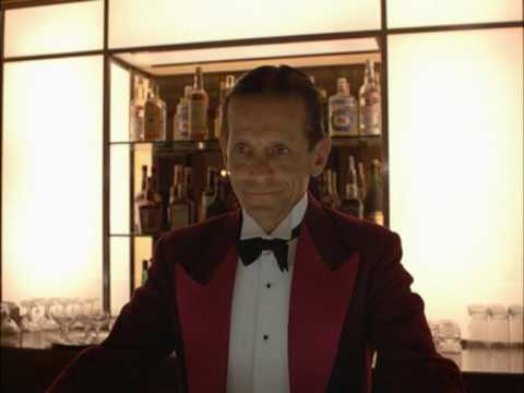 The Shining - Scena Bar