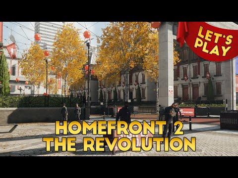 Homefront 2 #019 - Ach hier ist schön [Let's Play Homefront The Revolution|Deutsch|German]