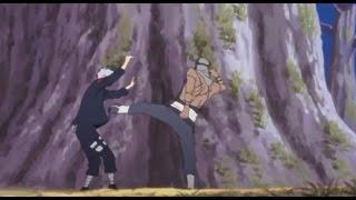 """Taijutsu"" Naruto Series Sakuga MAD Anime 1#"