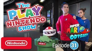 The Play Nintendo Show – Episode 31: Super Mario Odyssey Space Exploration