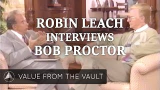 Anyone can earn a million dollars - Bob Proctor & Robin Leach
