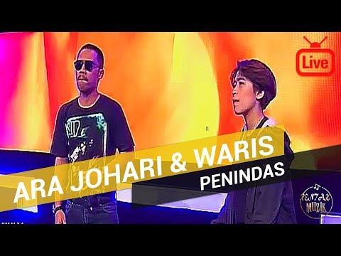 Download Ara Johari & Waris - Penindas Live Mp4 baru