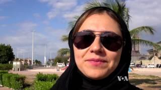 Saudi Arabian Women's Sports Chip Away at Stereotypes