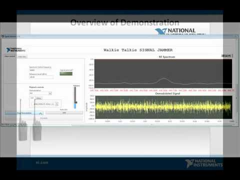 Signal Jamming Demo