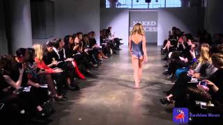 Naked Princess - Lingerie Fashion Sexy Runway Show