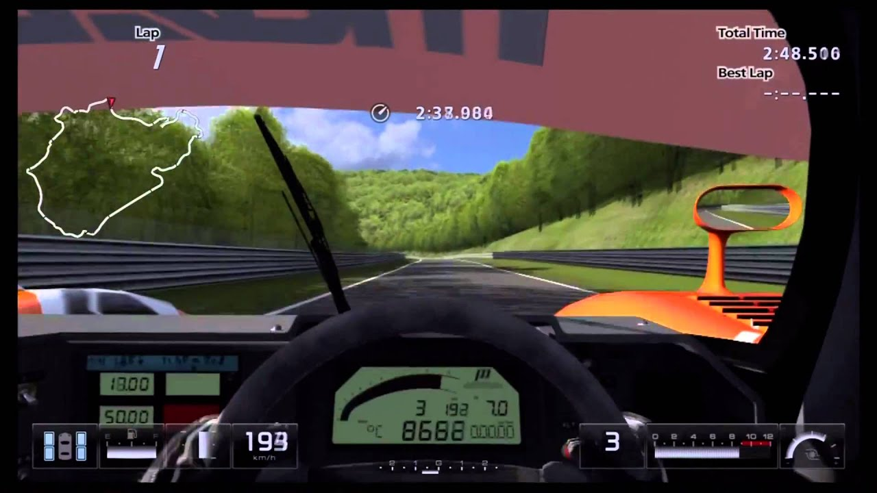Gran turismo 5 nurburgring mazda 787b race car youtube