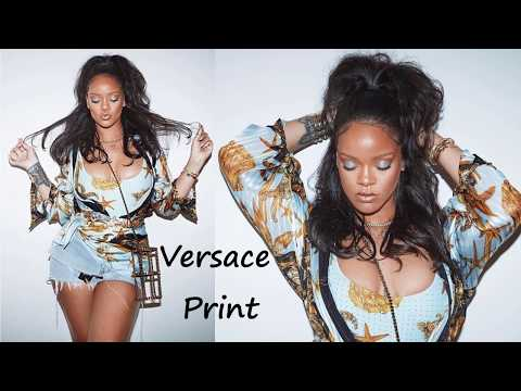 Fashion Trends 2018: Celebrity Edition - Rihanna