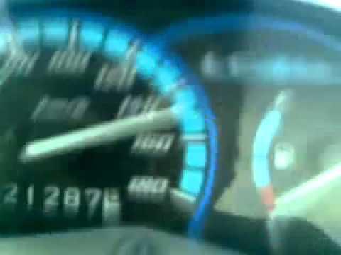 Yamaha jupiter mx 135 orignal. max speed 153km by didi zakies.flv