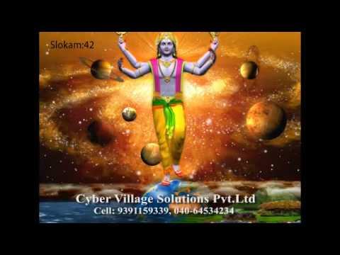 Sri Venkateswara Suprabhatam -  3d Animation God Songs ( 'suprabhatam', 'stotram' ) video