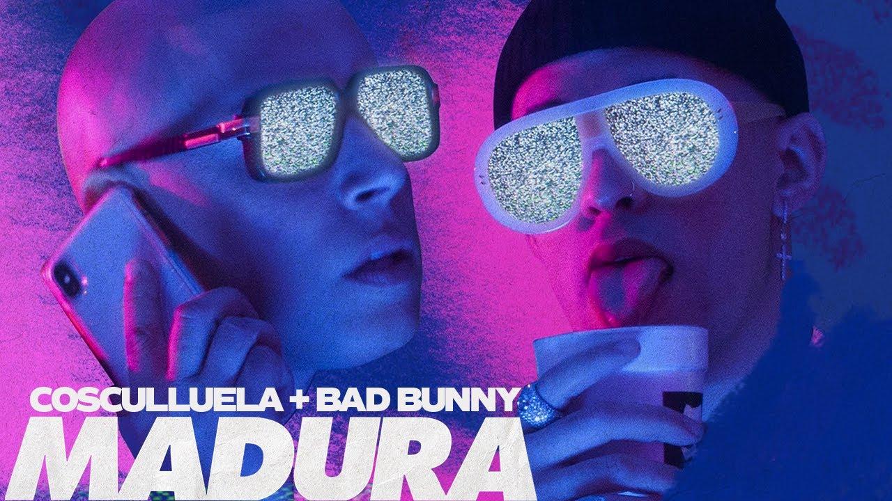 Cosculluela Ft. Bad Bunny - Madura