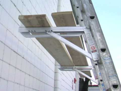 Adjustable Ladder Brackets