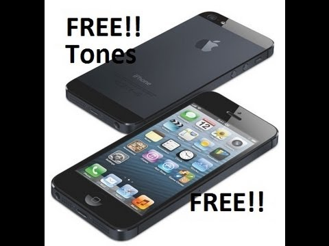 How to make free Custom iPhone 5 ringtone for iOs6 and iTunes 11 (New Itunes).