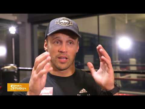 Sporta ABC - Mairis Briedis boksa ''Uppercut'' sitiens