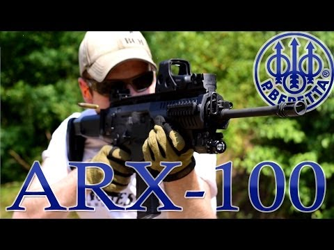 Gun Review: The Italian stallion of 5.56 carbines. the Beretta ARX-100