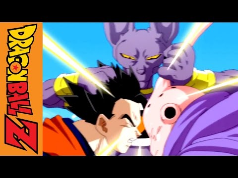 Dragon Ball Z: Battle of Gods – Clip 4 – The Power of Lord Beerus