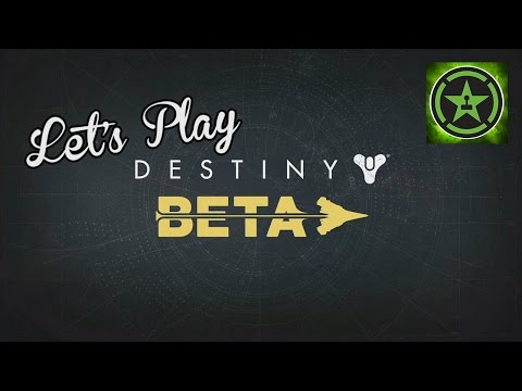 Let's Play - Destiny Beta